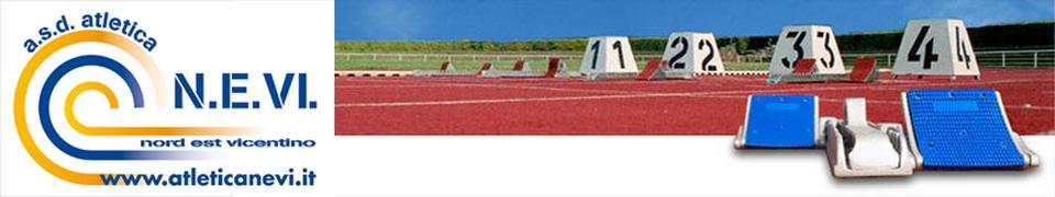 Atletica Nevi, sito web ufficiale