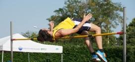 Matteo Borsetto primo ai regionali di decathlon