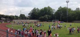GiocAtletica a Rossano: 500 alunni della primaria in pista per la festa dello sport!