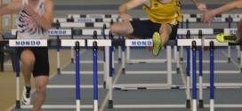 Campionati regionali assoluti indoor: oro per Mattia Roverato, bronzi per Andrea Costa, Daniele Peron e Petra ritossa