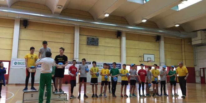 Tommaso Campagnolo campione provinciale indoor di triathlon ragazzi, in 5 in rappresentativa provinciale