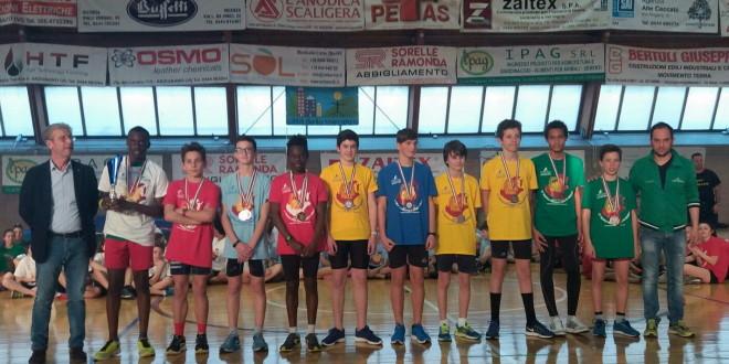 Trofeo delle province indoor: Vicenza leader anche grazie ai nostri atleti