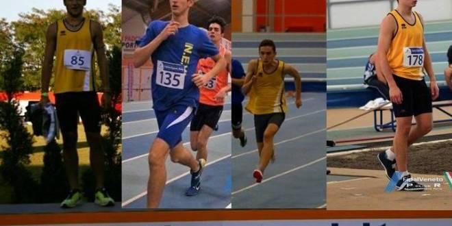 Ancona atto secondo: Cocu, Ghiraldo, Roverato e Steffani agli italiani under 18