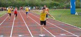 Campionato regionale staffette: la 4×100 maschile è d'oro!!! (di nuovo)