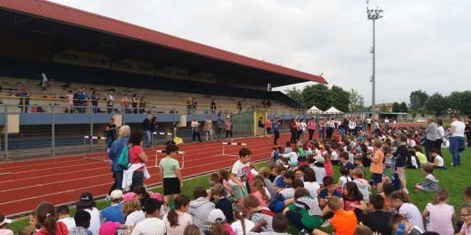 NEVI & Scuola: 432 alunni della primaria in campo sportivo comunale, le foto