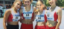 Campionati italiani Allievi (U18): Sofia Faggion è nelle top 8 nei 400hs… e che 4×400!!