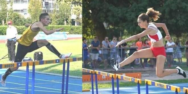 Regionali allievi: Roverato e Faggion campioni veneti negli ostacoli
