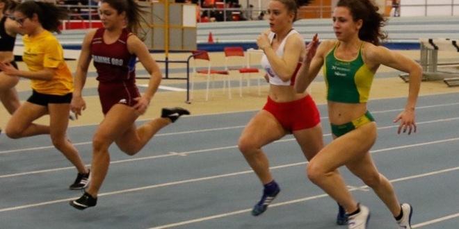 IndoorWeek6: ai regionali assoluti bene Maddalena Zanotto, al triathlon ragazzi Christian Trento secondo