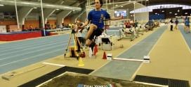IndoorWeek7: Andrea Polo campione regionale Under15 (Cadetti) di salto in lungo, ad Ancona Daniele Peron decimo nel salto con l'asta