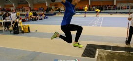 IndoorWeek8: Tiffani Gajic di bronzo nel salto triplo ai campionati regionali cadetti (under 15)