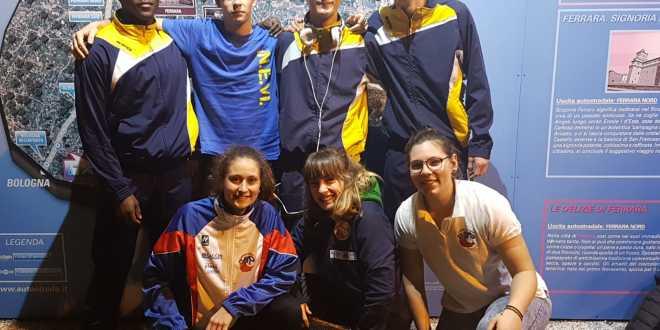 IndoorWeek5 con i campionati italiani under20/23: il trio femminile si fa valere!