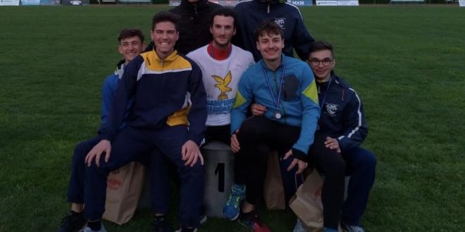 Multiplisti super a Bovolone: Matteo Borsetto campione regionale assoluto nel decathlon