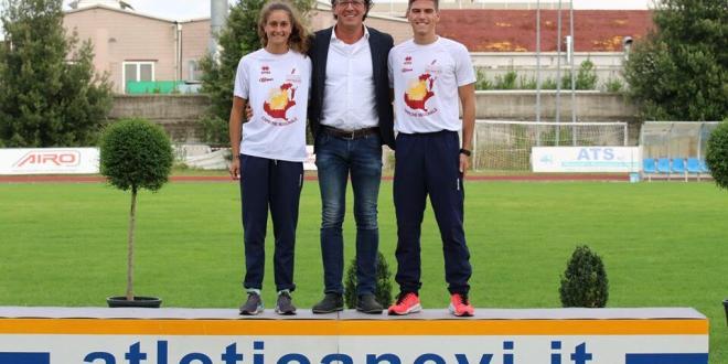 Trofeo Zanon a Rosá… quasi 1000 atleti e per noi un fantastico medagliere 3-3-3