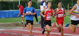 Campionati regionali cadetti: a Bovolone Andrea Polo nella top 10 del giavellotto, bene Luca Mardegan nei 1000