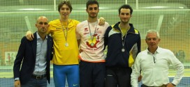 Matteo Borsetto a podio nelle multiple assolute, bene anche Massimo Bano tra gli juniores