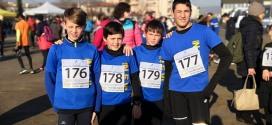 A Galliera parte la stagione del cross per i ragazzi e cadetti, i risultati