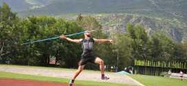A Mestre è ancora Cosmin Show: il suo giavellotto vola a 55,35 metri