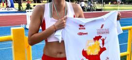 Regionali Allievi e Juniores: Arianna Cecchin da triplette, Cosmin Cocu campione nel giavellotto